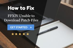 Unable to Download Patch Files