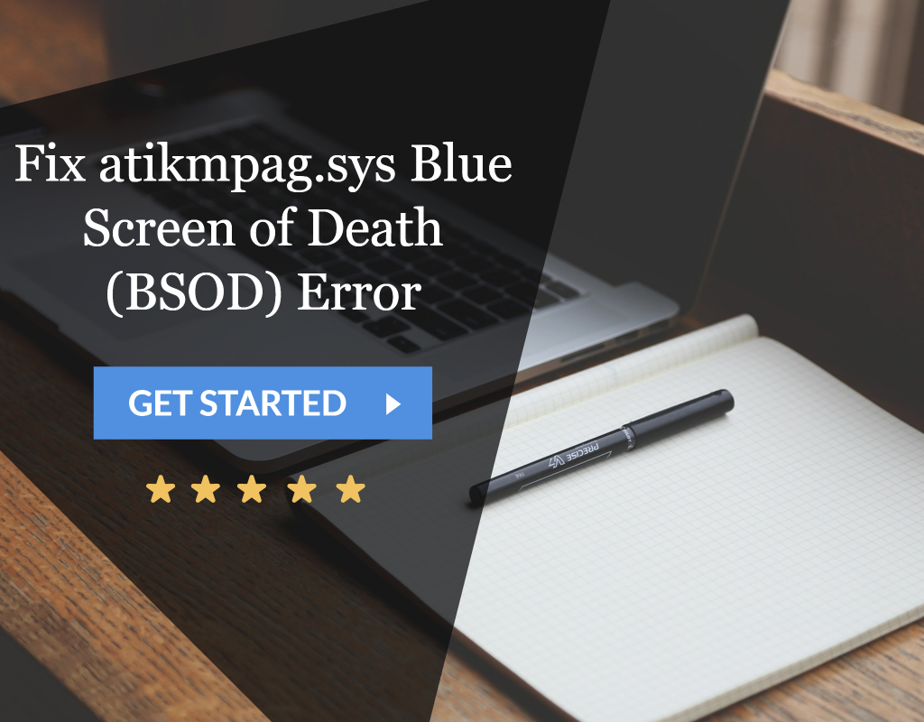 atikmpag.sys Blue Screen of Death (BSOD)