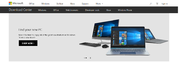 microsoft-update-site