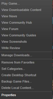 Steam Library Folder