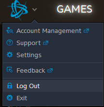 Log Out from Battle.net