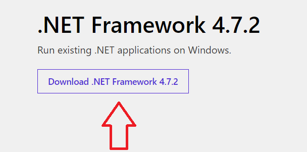 .Net Framework Latest Version