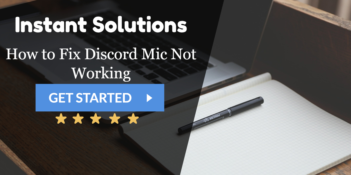 How to Fix Discord Mic Not Working (8 Instant Solutions