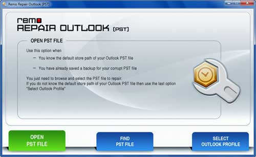 Outlook PST Repair: 5 Ways to Repair PST File Under 5 Minutes