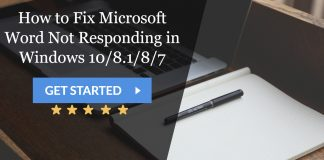 7 Ways To Fix Microsoft Word Not Responding in Windows 10/8.1/8/7