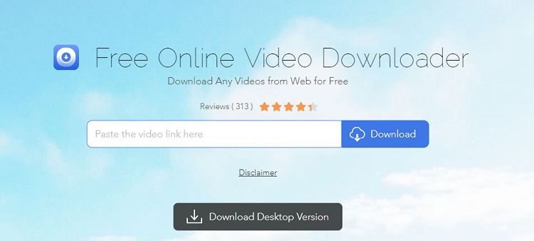 Apowersoft Online Video Downloader
