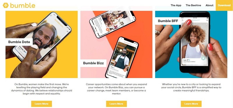 Bumble - Best Dating Apps