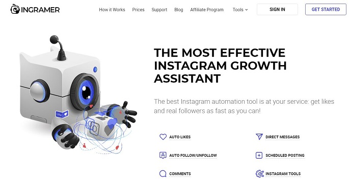 6 Best Instagram Bots To Auto Like And Auto Follow In 2019