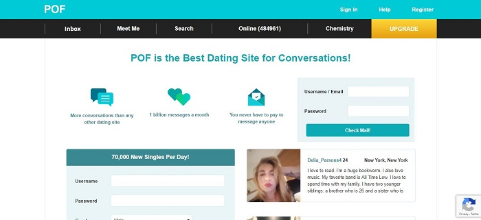 POF - Plenty of Fish