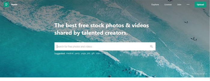 Pexels - Best Free Stock Photo Sites
