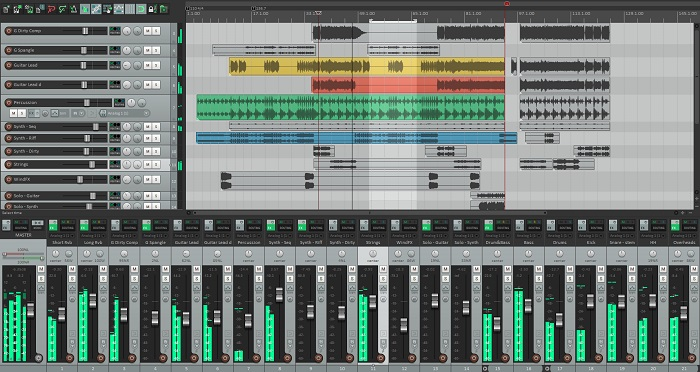 Reaper - Best Free Music Making Software