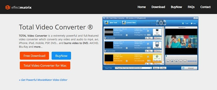 Total Video Converter Software