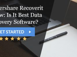 Wondershare Recoverit Review: Is It Best Data Recovery Software?