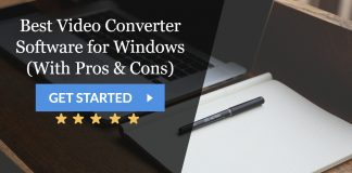 Best Video Converter Software for Windows (With Pros & Cons)