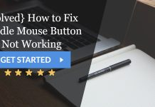 {Solved} How to Fix Middle Mouse Button Not Working