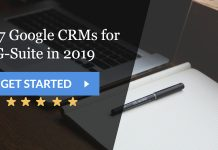 Top 7 Google CRMs for G-Suite