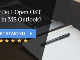 How Do I Open OST Files in MS Outlook?