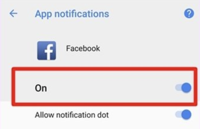 check if notifications have been enabled