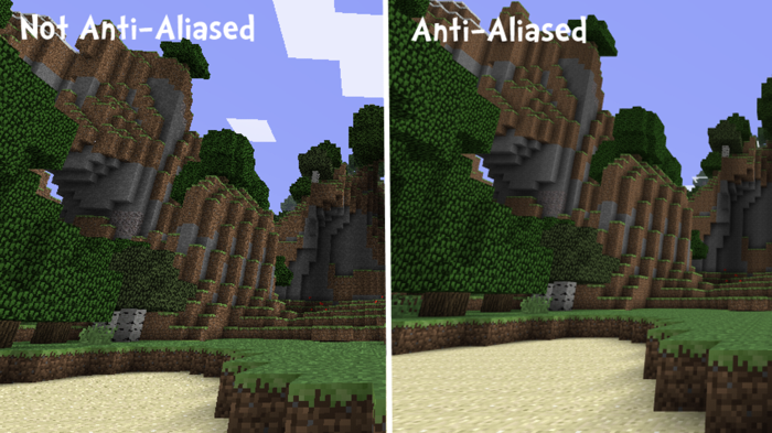 anti-aliasing – fxaa
