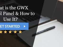 What is the GWX Control Panel and How to Use It?