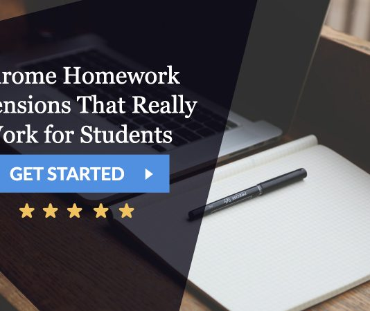 Chrome Homework extensions that really work for students