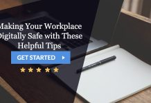 making your workplace digitally safe with these helpful tips