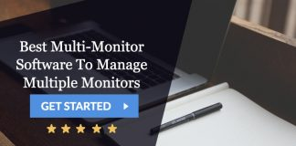 best multi-monitor software to manage multiple monitors